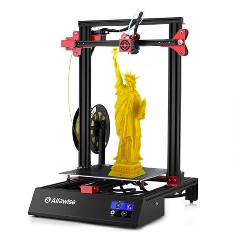 Alfawise U20 ONE Double Z-axis 3D Printer Instant Assembly