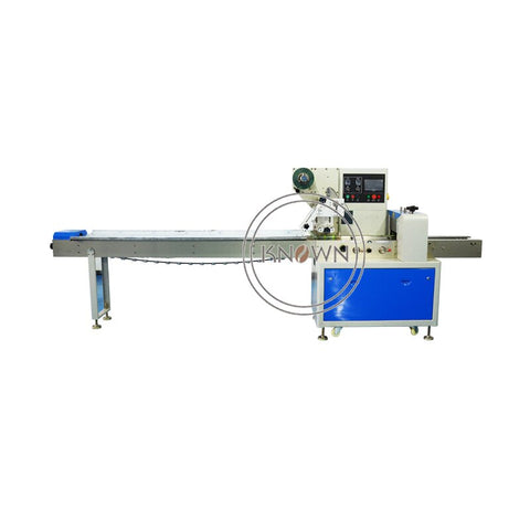 Industrial multi-function pillow packaging machine food snack packing machine