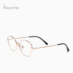 KISUNRISE Cat eye Eyewear Prescription Glasses Optical Myopia Frame Women oculos de grau marcos ópticos mujer KS030
