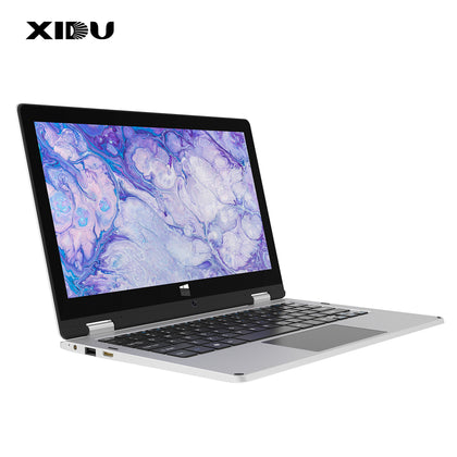 New XIDU PhilBook Laptop 1920*1080P HD Notebook 2-in-1 Tablet Quad Core PC Laptop Touchscreen Mini PC USB3.0 Laptop Computer
