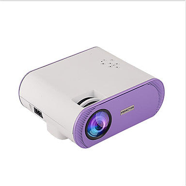 Factory OEM P368 LCD Mini Proyector LED Proyector 3200 lm Android 4.4 Apoyo 1080P (1920x1080) Pantalla / XGA (1024x768) / ±15°