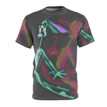 Load image into Gallery viewer, Flying Rabbit- Unisex All Over Print Cut & Sew Tee