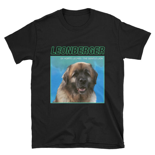 Leonberger Gentle Lion Unisex T-Shirt