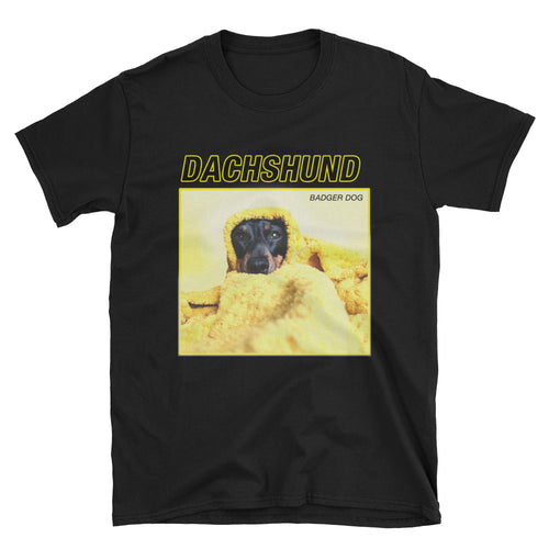 Dachshund 'Badger Dog' Unisex T-Shirt
