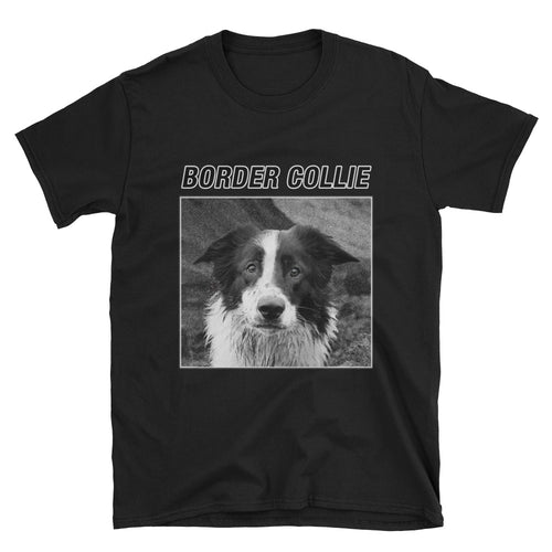 Border Collie 'Highlands' Unisex T-Shirt