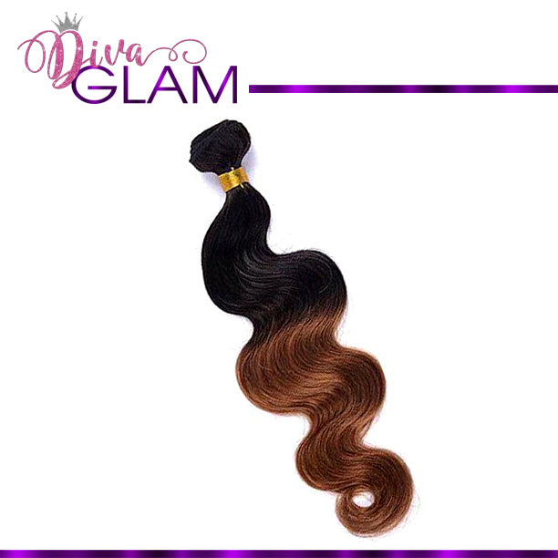 Diva Glam 1B/30 Ombre Body Wave