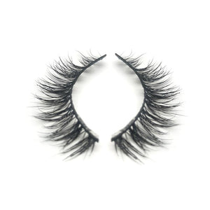 3D Mink Natural Lashes: 5 Pairs D07