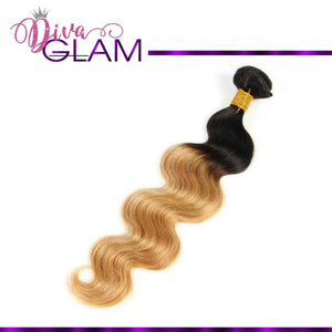 Diva Glam 1B/27 Ombre Body Wave