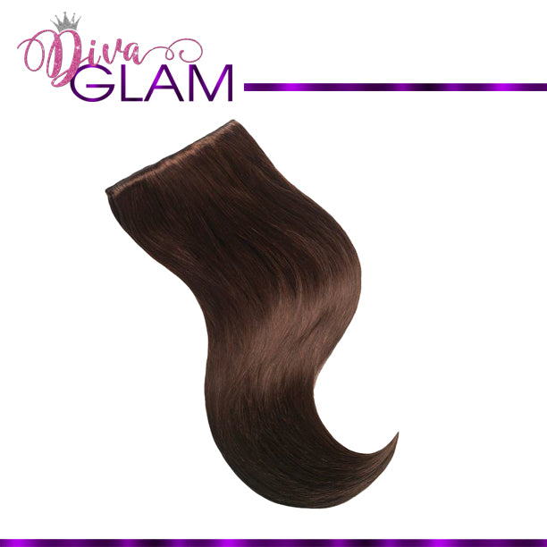 Diva Glam #4 Clip-in Hair Extensions