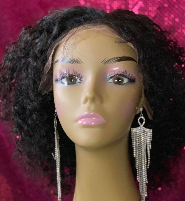 Diva Glam Sammy Mix Blend Wig