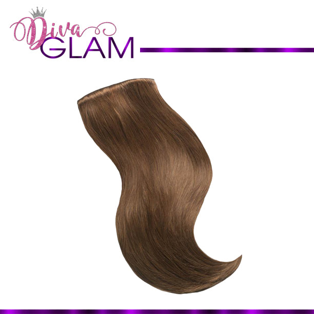 Diva Glam #12 Full Head Human Clip-In