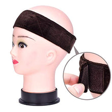 Load image into Gallery viewer, Velvet Wig Grips (2pk)