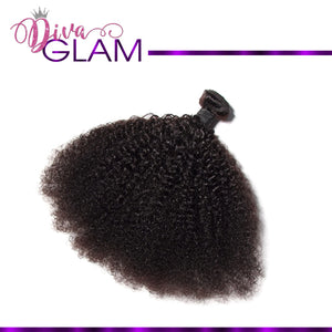 Diva Glam Afro Curly Hair Extensions