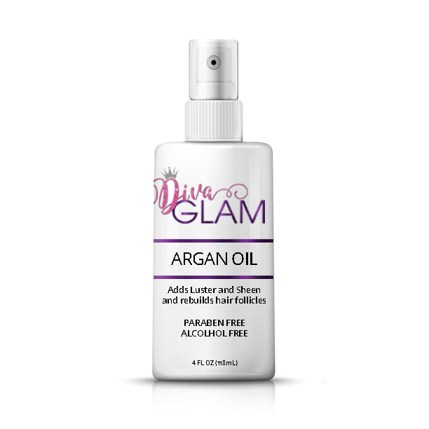 Diva Glam Argan Oil