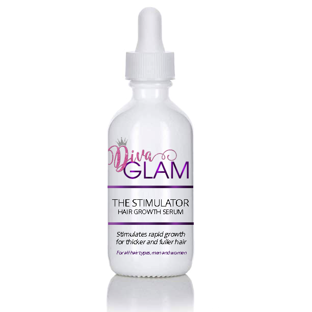 Diva Glam: The Stimulator Hair Growth Serum