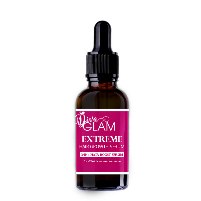 Diva Glam Extreme Hair Growth Serum