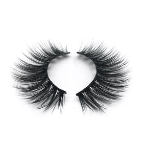 3D Mink Natural Lashes: 5 Pairs F810
