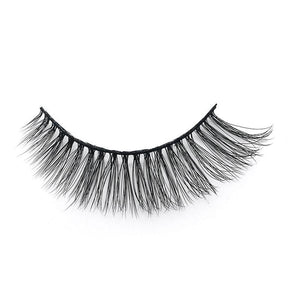 3D Mink Natural Lashes: 5 Pairs F830