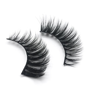 3D Mink Natural Lashes: 5 Pairs G806