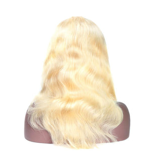Bonnie Full Lace Blonde 613,  Body Wave 150% Density