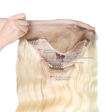 Load image into Gallery viewer, Barbie Blonde #613 Body Wave Wig 150% Density