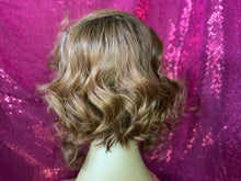 Load image into Gallery viewer, Tina 2 Toned Mixed Blend Wig