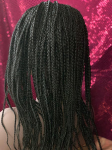Poetic Justice Braided Synthetic Wig
