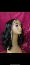 "Load image into Gallery viewer, 16"" 9A Tasty Lace Frontal Curly Wig"
