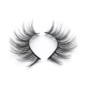 3D Mink Natural Lashes: 5 Pairs F850