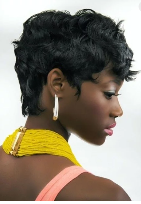 Diva Glam Sophisticated Short Cut 100% Human Hair Wig