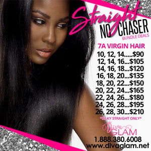 Diva Glam Straight No Chaser Bundle Deal