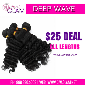 $25 Sale: Deep Wave