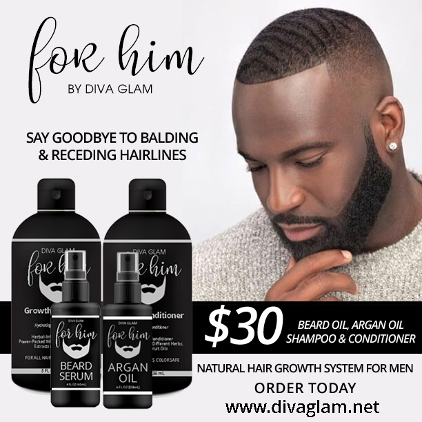 Diva Glam For Him Beard Oil