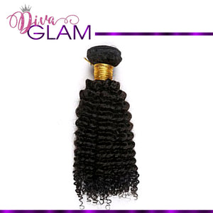 Diva Glam Kinky Curly Hair Extensions