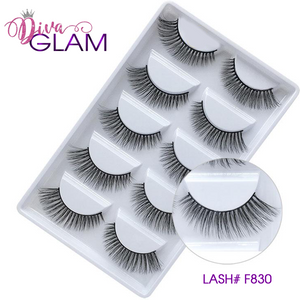 3D Mink Lashes 10 for $20 Deal
