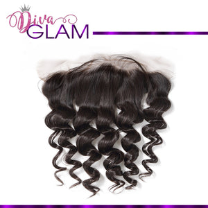 Diva Glam Loose Wave Frontal