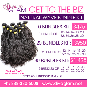 Water Wave Business Bundle Kit