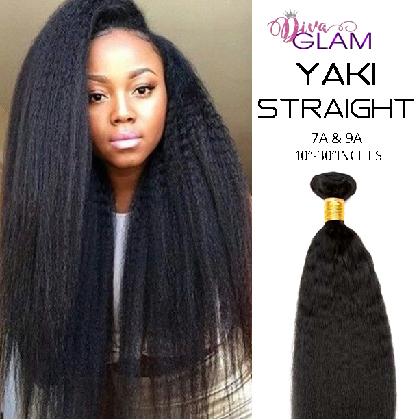 Yaki Straight Hair Extensions