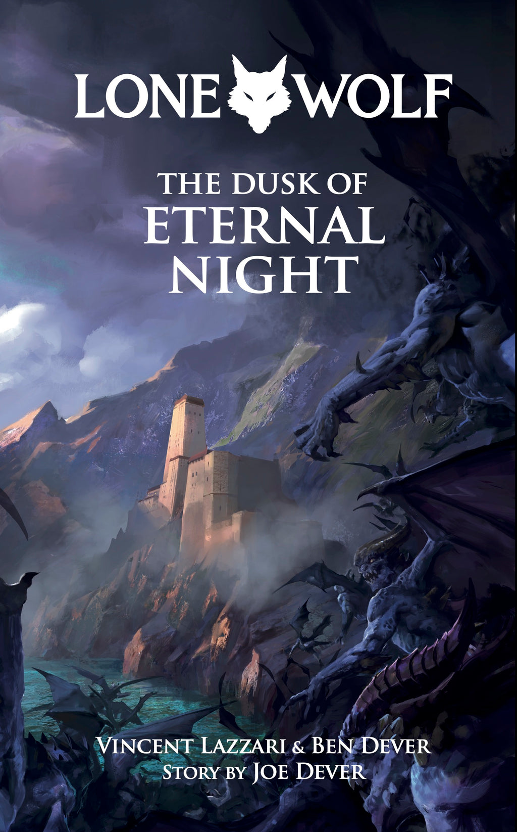 The Dusk of Eternal Night - #31 First Edition