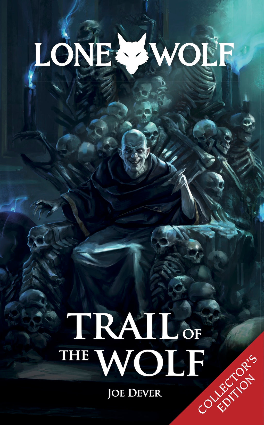 Trail Of The Wolf - #25 Collector's Edition