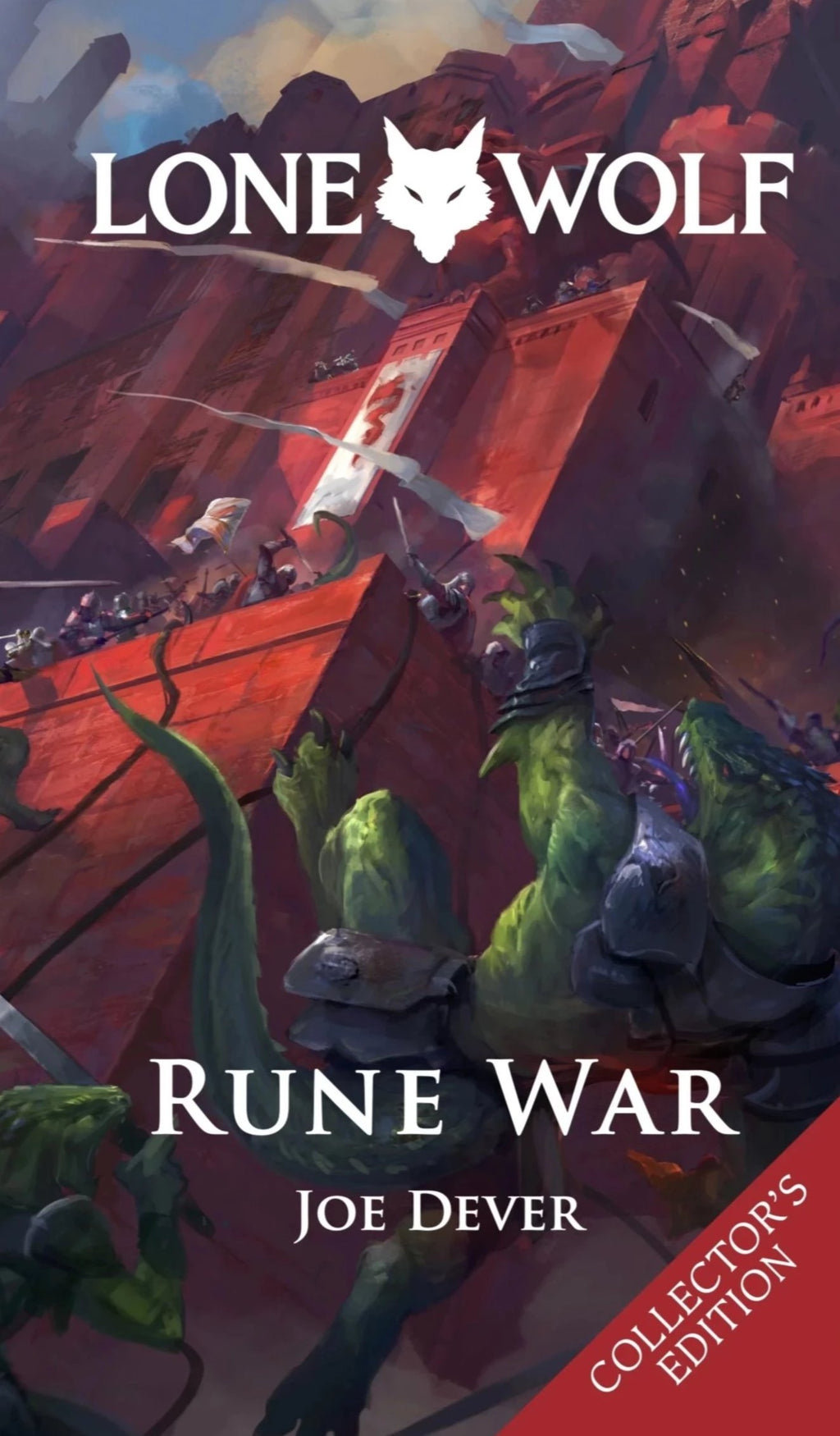 Rune War - #24 Collector's Edition