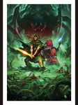 The Jungle of Horrors - Lukas Thelin