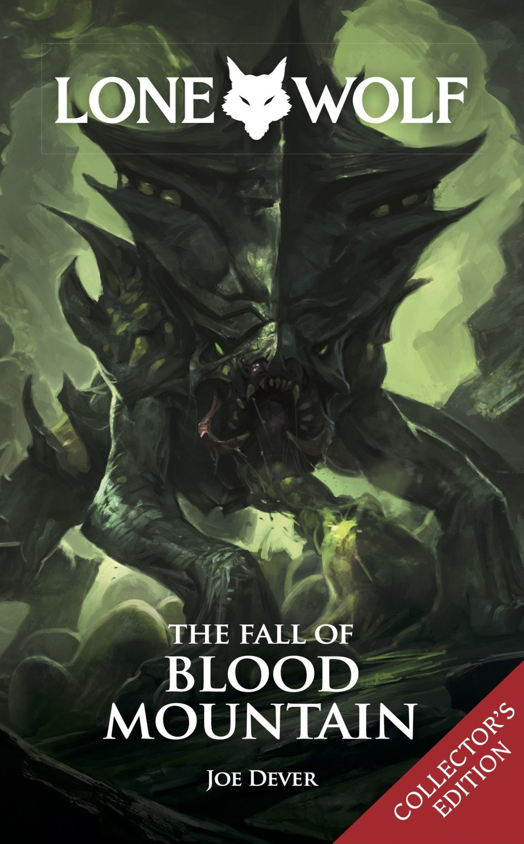 The Fall of Blood Mountain - #26 Collector's Edition