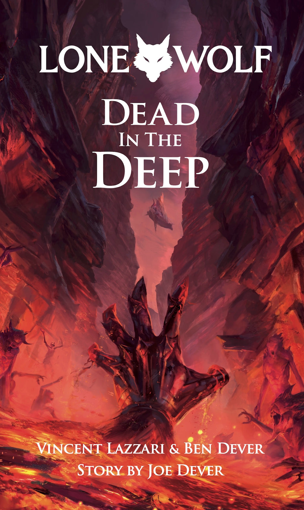Dead In The Deep - #30 First Edition