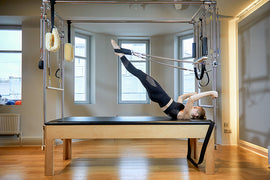 How to sanitize your Pilates gym