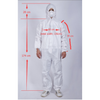 Disposable Isolation Protective Coverall