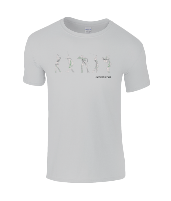 Par73 Apparel Masters Icons T-Shirt