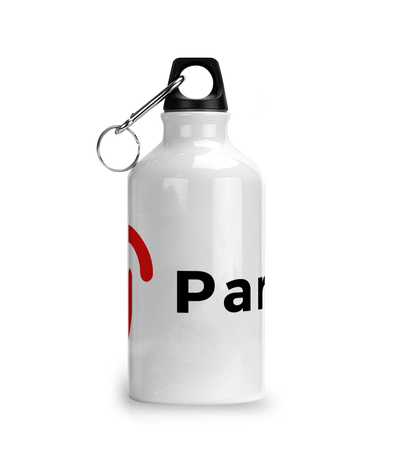 Par73 Apparel Aluminium Sports Water Bottle