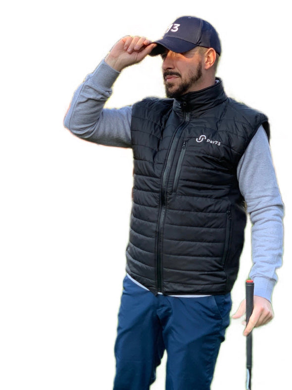 Par73 Performance Padded Gilet