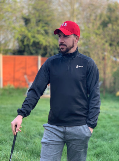 Par73 Apparel 1/4 Zip Trap Jacket